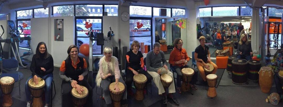 drumming workshops for team building